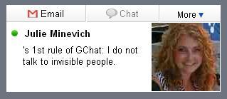 GChat Status