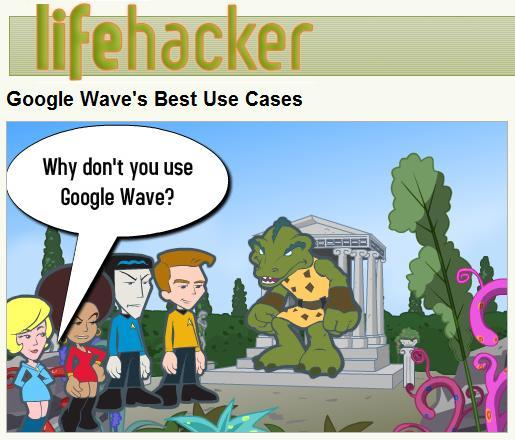 googlewavebestusecases